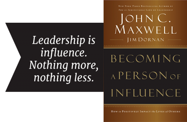 Influence, Improve Your Leadership Ability
