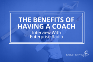 Enterprise Radio Interview: The Benefits of a Business Coach