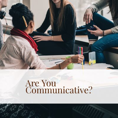 Why it Pays to Communicate